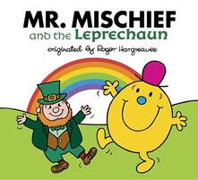 Mr. Mischief and the Leprechaun - Adam Hargreaves - cover