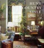 Libro in inglese Hunt Country Style Kathryn Masson