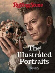 Rolling Stone: The Illustrated Portraits - Gus Wenner - cover