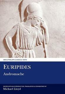 Euripides: Andromache - M. Lloyd,Euripides - cover