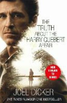 The Truth About the Harry Quebert Affair - Joel Dicker - cover