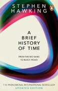Libro in inglese A Brief History Of Time: From Big Bang To Black Holes Stephen Hawking