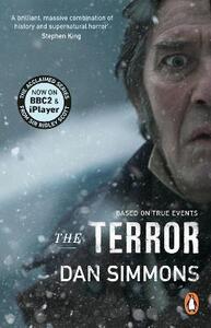 The Terror - Dan Simmons - cover