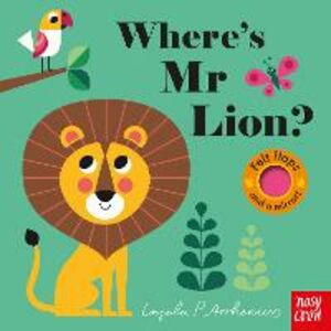 Libro in inglese Where's Mr Lion?