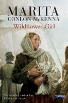 Wildflower Girl - Marita Conlon-McKenna - cover