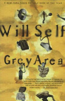 Grey Area and Other Stories - Will Self - cover