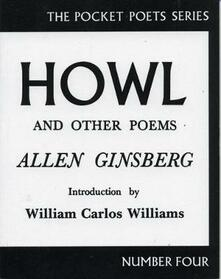 Howl and Other Poems - Allen Ginsberg - cover
