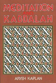 Meditation and Kabbalah - cover