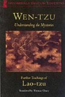Wen-Tzu - Lao Tzu - cover
