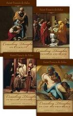 Consoling Thoughts of St. Francis de Sales: Set of Four