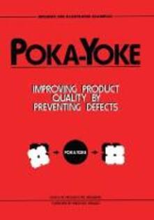 Poka-Yoke: Improving Product Quality by Preventing Defects - Nikkan Kogyo Shimbun - cover