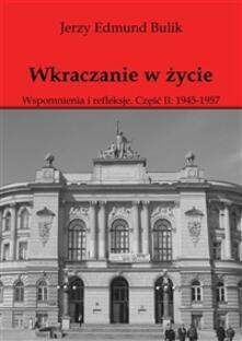 Wkraczanie w zycie - Jerzy Bulik - ebook