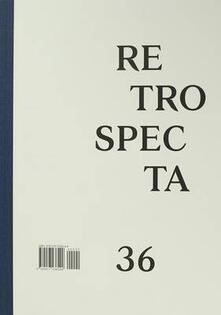 Retrospecta - Nina Rappaport - copertina