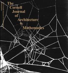 The Cornell journal of architecture - copertina