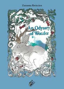 An Odyssey of wonder - Zuzanna Kwiecien - copertina