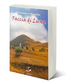 Faccia di Luna - Giuseppina Doneddu - copertina