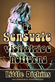 La Sensuale Visitatrice Notturna - Little Dickins - ebook