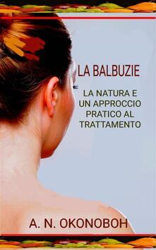 La Balbuzie - A. N. Okonoboh - ebook