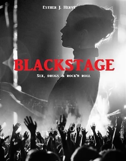 Blackstage - Esther J. Hervy - ebook