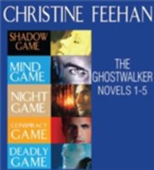 Christine Feehan Ghostwalkers Novels 1-5
