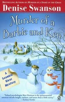 Murder of a Barbie and Ken