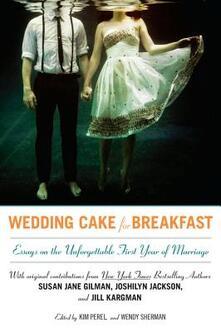 Wedding Cake for Breakfast