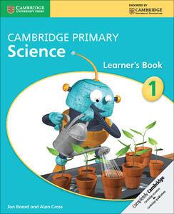 Cambridge Primary Science - Jon Board,Alan Cross - cover