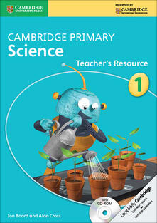 Cambridge Primary Science - Jon Board,Alan Cross - cover