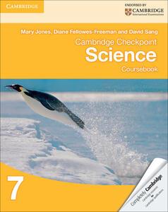 Cambridge checkpoint science. Coursebook. Con espansione online. Vol. 7