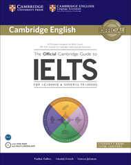 Libro in inglese The The Official Cambridge Guide to IELTS Student's Book with Answers with DVD-ROM Pauline Cullen Amanda French Vanessa Jakeman