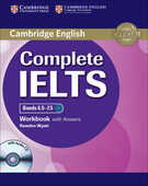 Libro in inglese Complete IELTS Bands 6.5-7.5 Workbook with Answers with Audio CD Rawdon Wyatt