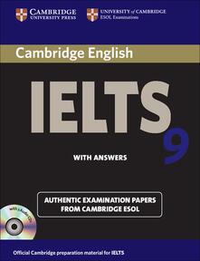IELTS Practice Tests - Cambridge ESOL - cover