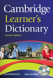 Charun.it Cambridge learner's dictionary. Con CD-ROM Image