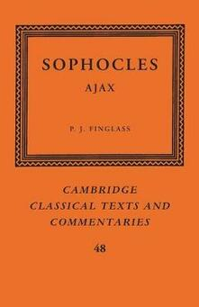 Cambridge Classical Texts and Commentaries - Sophocles - cover