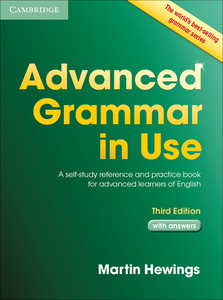 Libro in inglese Advanced Grammar in Use with Answers: A Self-Study Reference and Practice Book for Advanced Learners of English  - Martin Hewings 0
