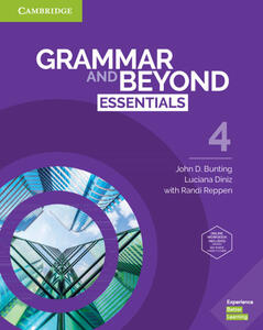 Libro in inglese Grammar and Beyond Essentials Level 4 Student's Book with Online Workbook John D. Bunting Luciana Diniz Susan Iannuzzi