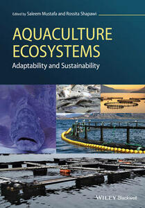 Aquaculture Ecosystems: Adaptability and Sustainability - cover