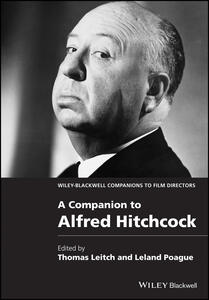 A Companion to Alfred Hitchcock - cover