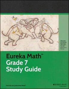 Eureka Math Grade 7 Study Guide - Great Minds - cover