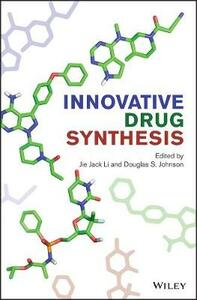 Innovative Drug Synthesis - cover