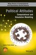 Political Attitudes: Computational and S