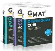 Libro in inglese GMAT Official Guide 2019 Bundle: Books + Online GMAC (Graduate Management Admission Council)