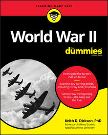 World War II For Dummies - Keith D. Dickson - cover