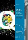 Libro in inglese The Big Questions: A Short Introduction to Philosophy, International Edition Robert Solomon Kathleen Higgins