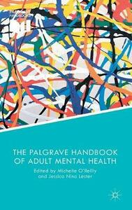 The Palgrave Handbook of Adult Mental Health - cover