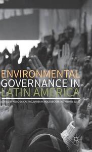 Environmental Governance in Latin America - cover