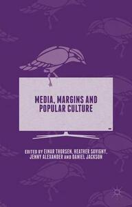 Media, Margins and Popular Culture - cover