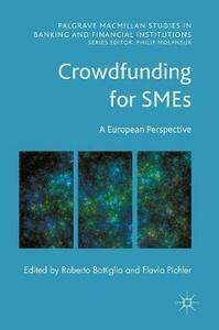 Crowdfunding for SMEs: A European Perspective - cover