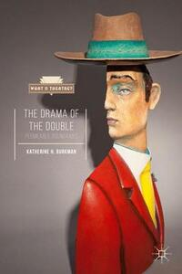 The Drama of the Double: Permeable Boundaries - Katherine H. Burkman - cover
