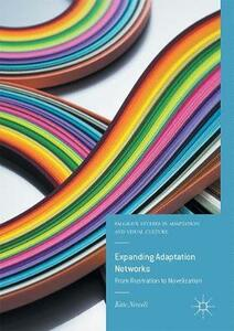 Expanding Adaptation Networks: From Illustration to Novelization - Kate Newell - cover